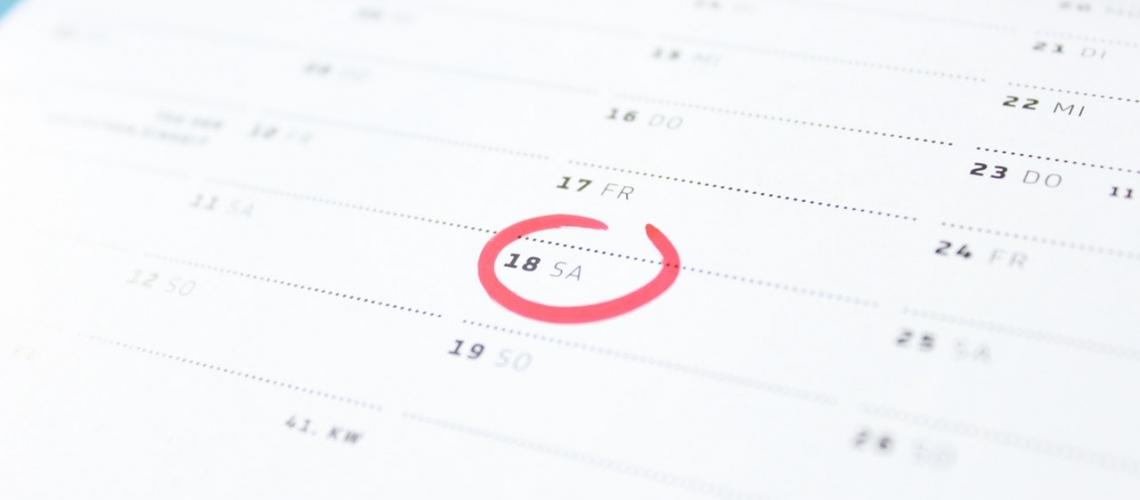 Calendari d'esdeveniments