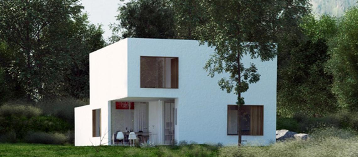 Casa prefabricada Model 81