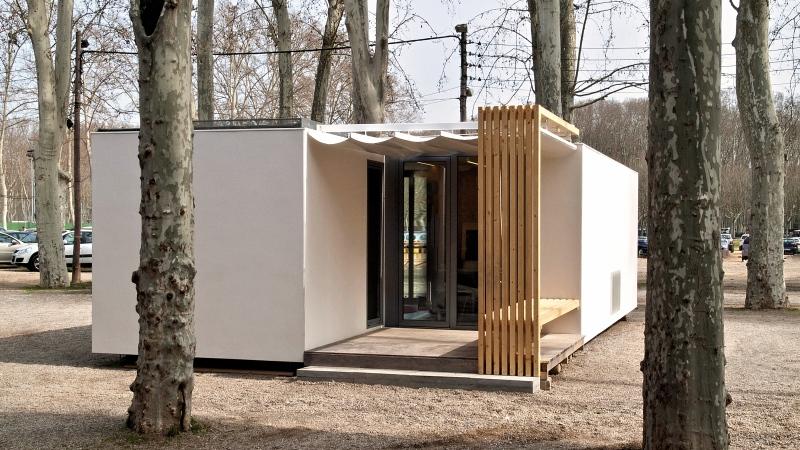 Casa prefabricada Modelo L
