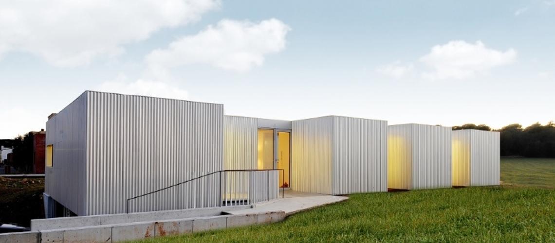 Casa prefabricada Modelo  Z