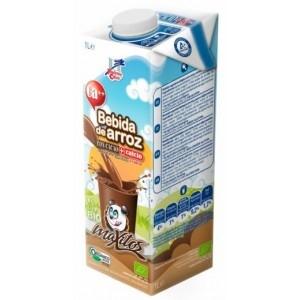 Beguda d'arròs amb cacao i calci LA FINESTRA