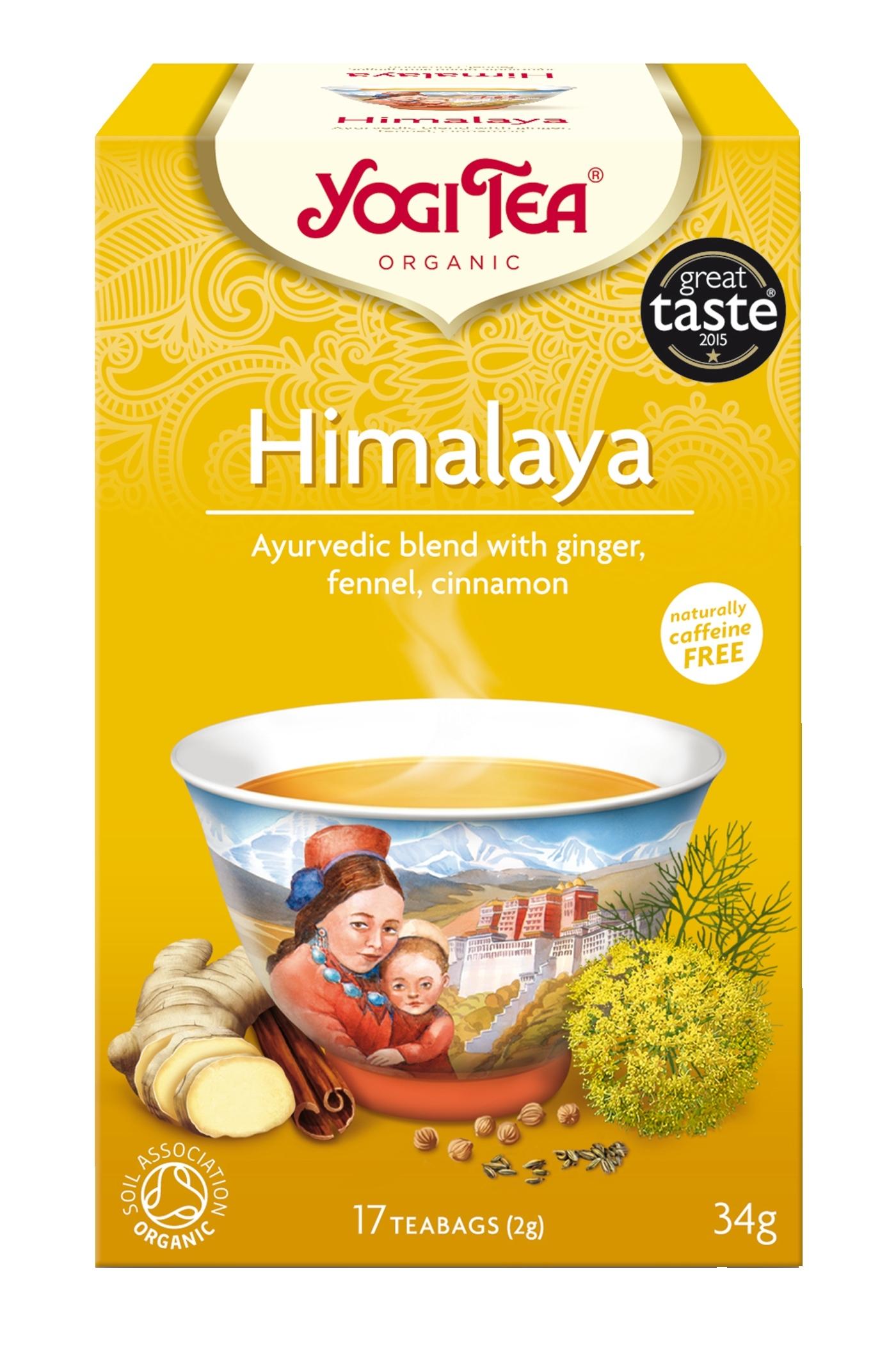 infusió bio Himalaya YOGI-TEA