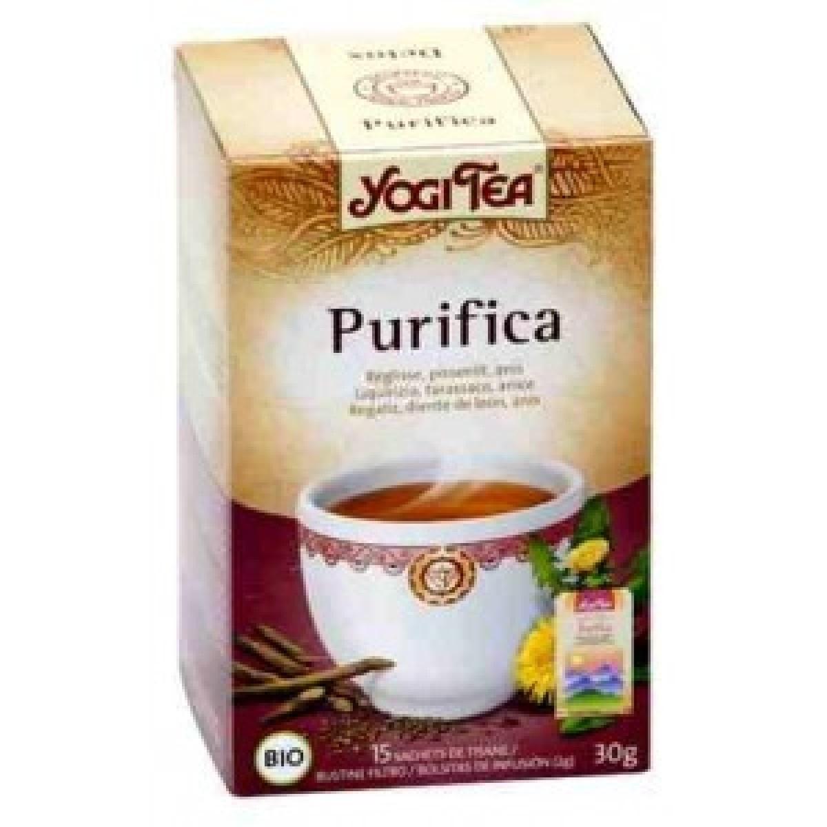 Purifica YOGI-TEA