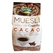 Muesli xocolata bio NATUR-GREEN