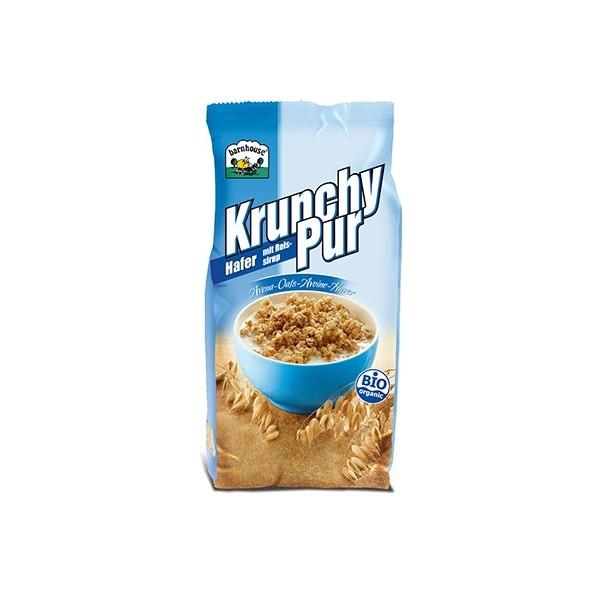 Muesli d'avellana Krunchu Pur sense sucre BARNHOUSE