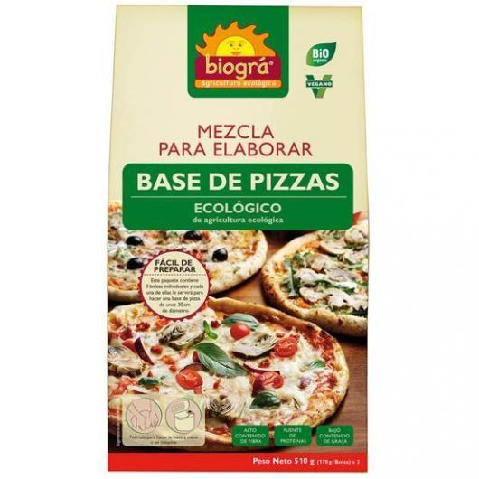 Barreja de base per a pizza bio  BIOGRÀ