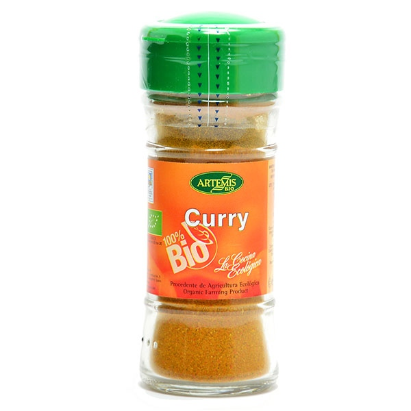Curry en pols ARTEMIS