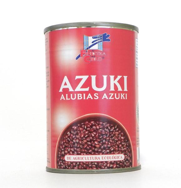 REGAL / Azukis cuites en llauna LA FINESTRA