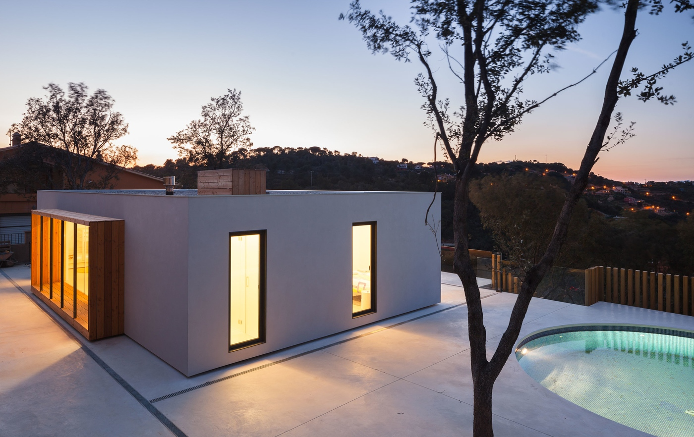 Genial Houses - model H-100 (Begur)