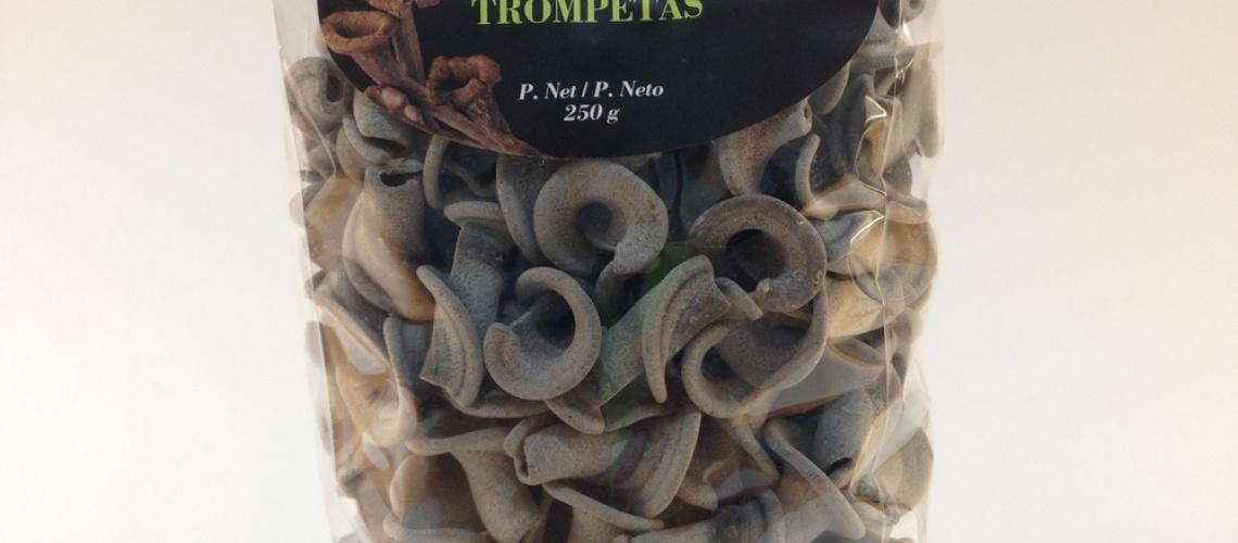 Pasta de Trompetes