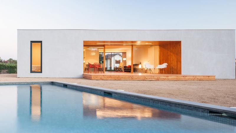 Casa prefabricada Model H Plus