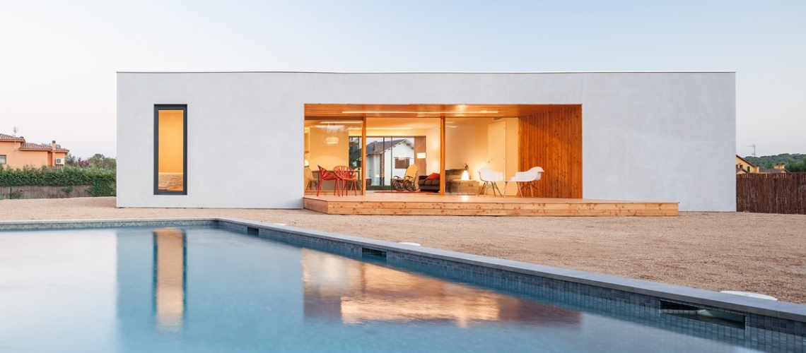 Casa prefabricada Modelo H Plus