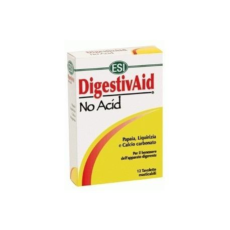 DigestivAid No acid comprimits per mastegar ESI