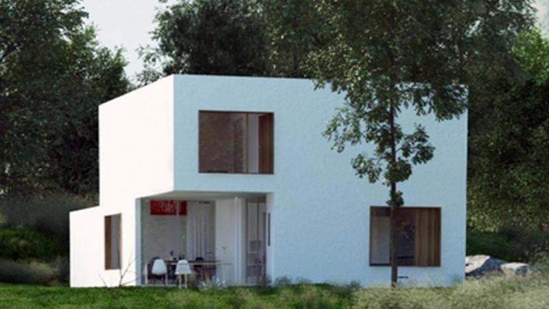 Prefab House Model 81