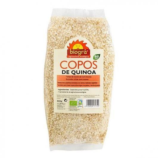 Flocs de Quinoa bio BIOGRA