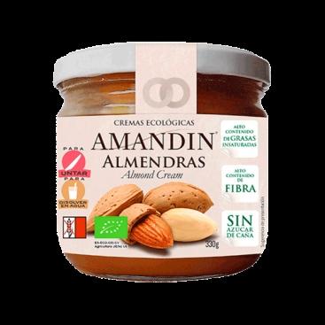 Crema d'atmelles eco AMADIN