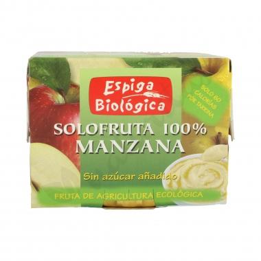 compta de poma sense sucre ESPIGA BIO