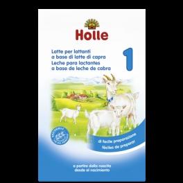 llet de cabra infantil bio HOLLE