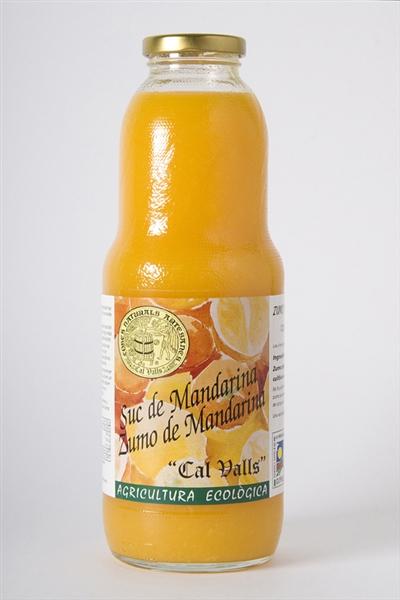 Suc de mandarina eco CAL VALLS
