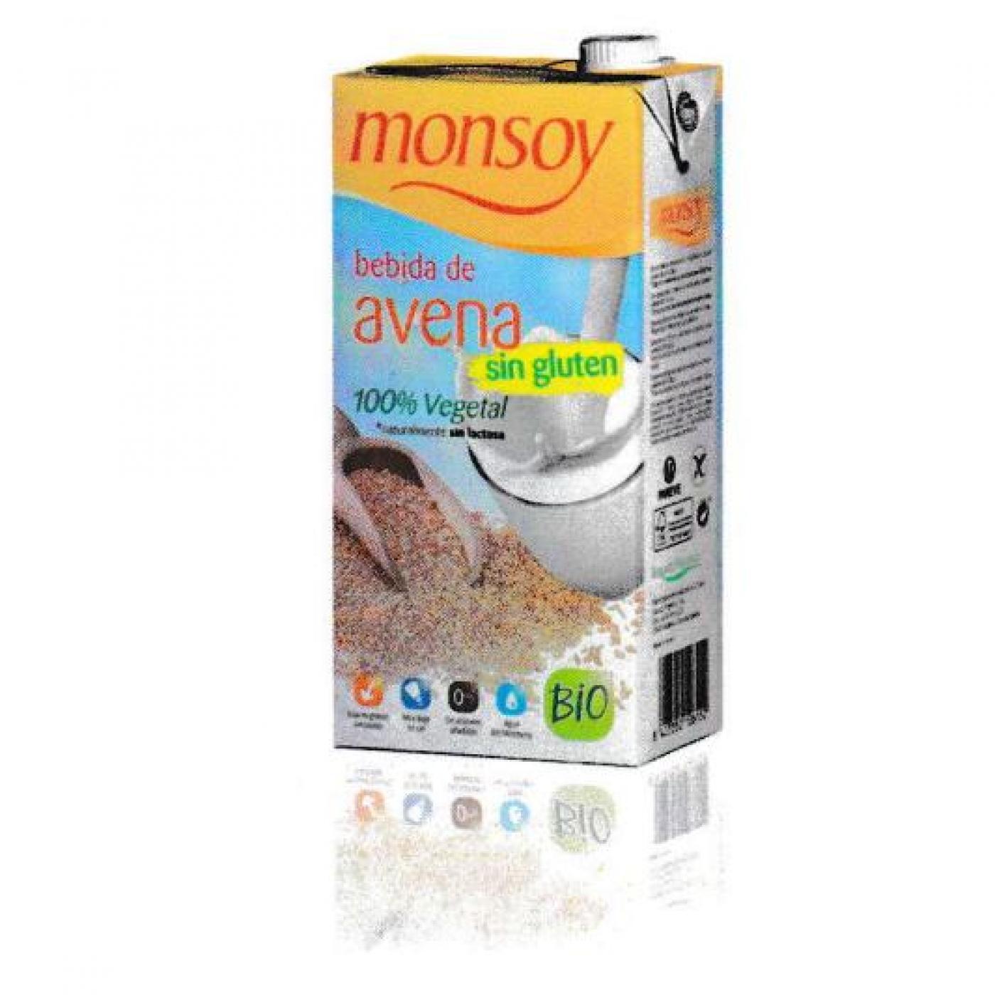 llet de civada MONSOY ECO