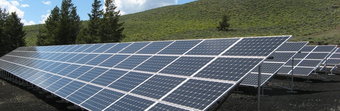 Proyectos de energía solar térmica para A.C.