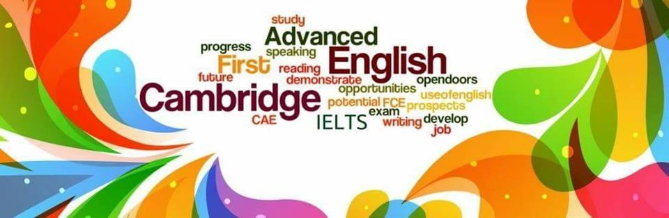 Summer Exam Intensives! PET FCE CAE