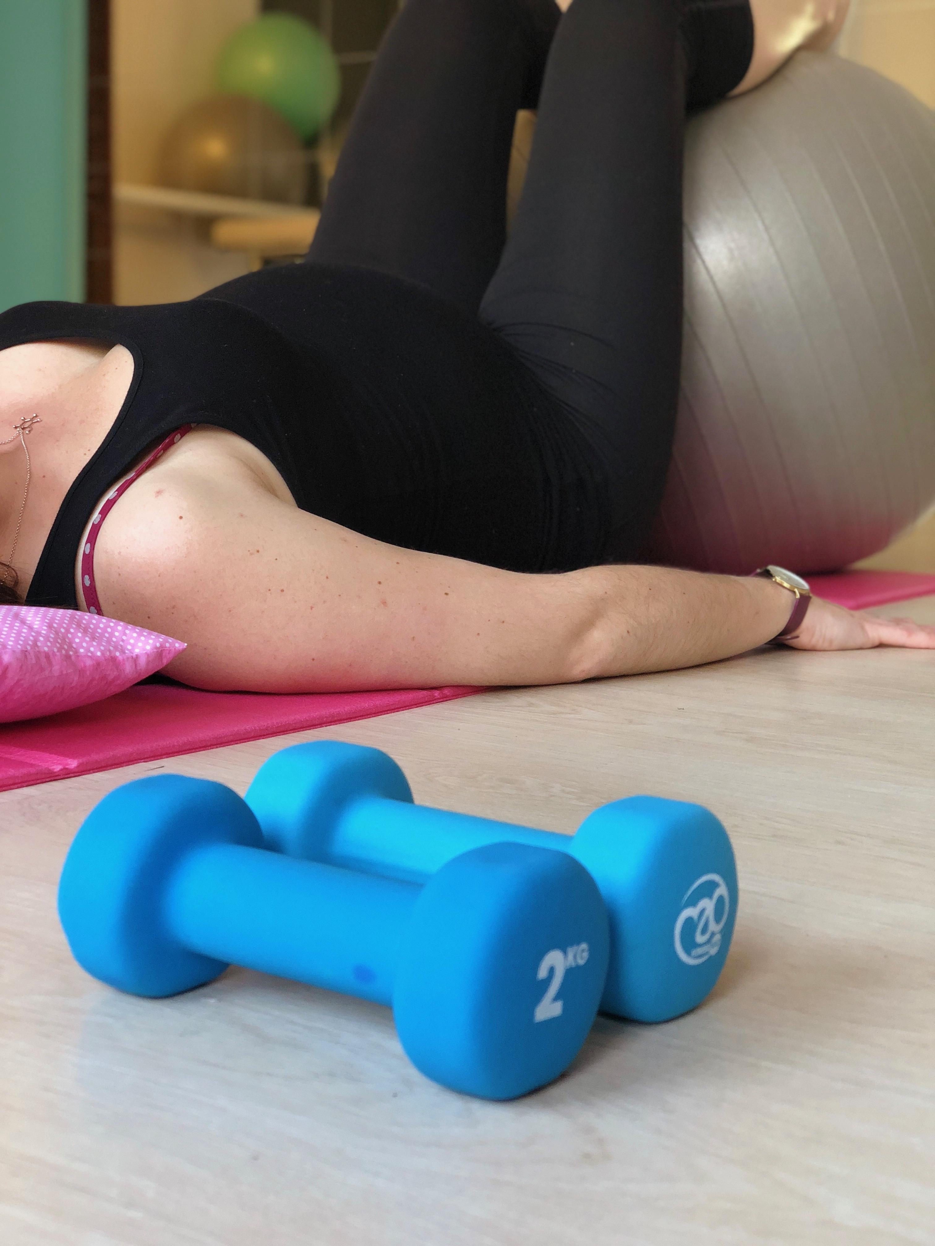 Exercicis de sòl pèlvic durant l'embaràs