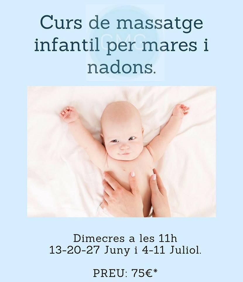 NOU CURS MASSATGE INFANTIL!!!!!!