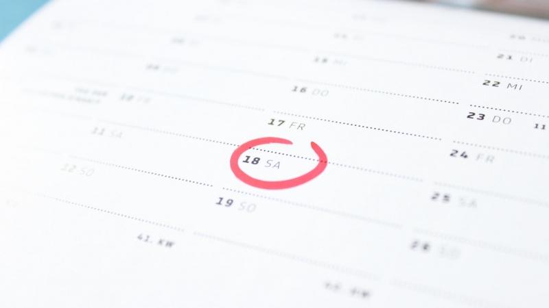 Previsió APROXIMADA de dates horaris provisionals i definitius