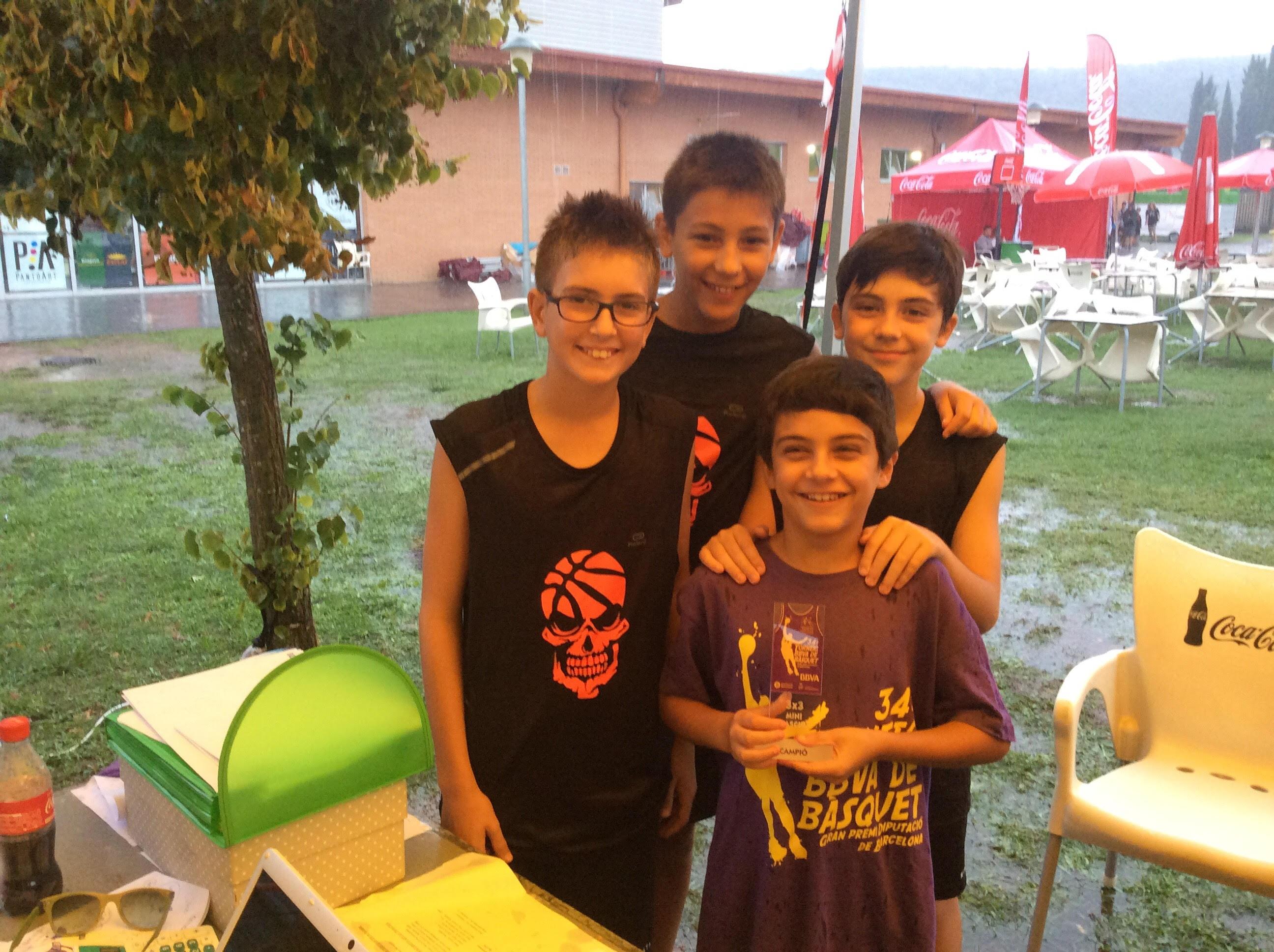 El Trio Calavera 3x3