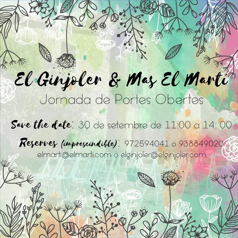 Jornada de portes obertes a Mas El Martí