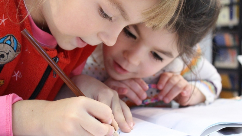 Matrícula oberta pels cursos d'anglès per nens/es i adolescents. Places limitades!