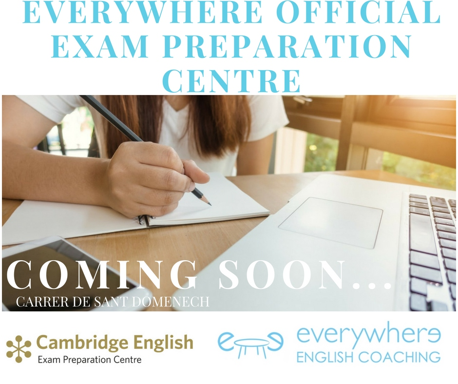 Exams are Everywhere! New exam centre!