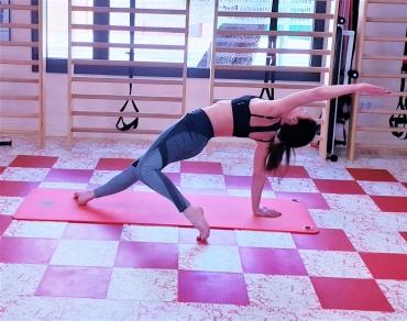Treball combinat: força,flexibilitat,coordinació, equilibri