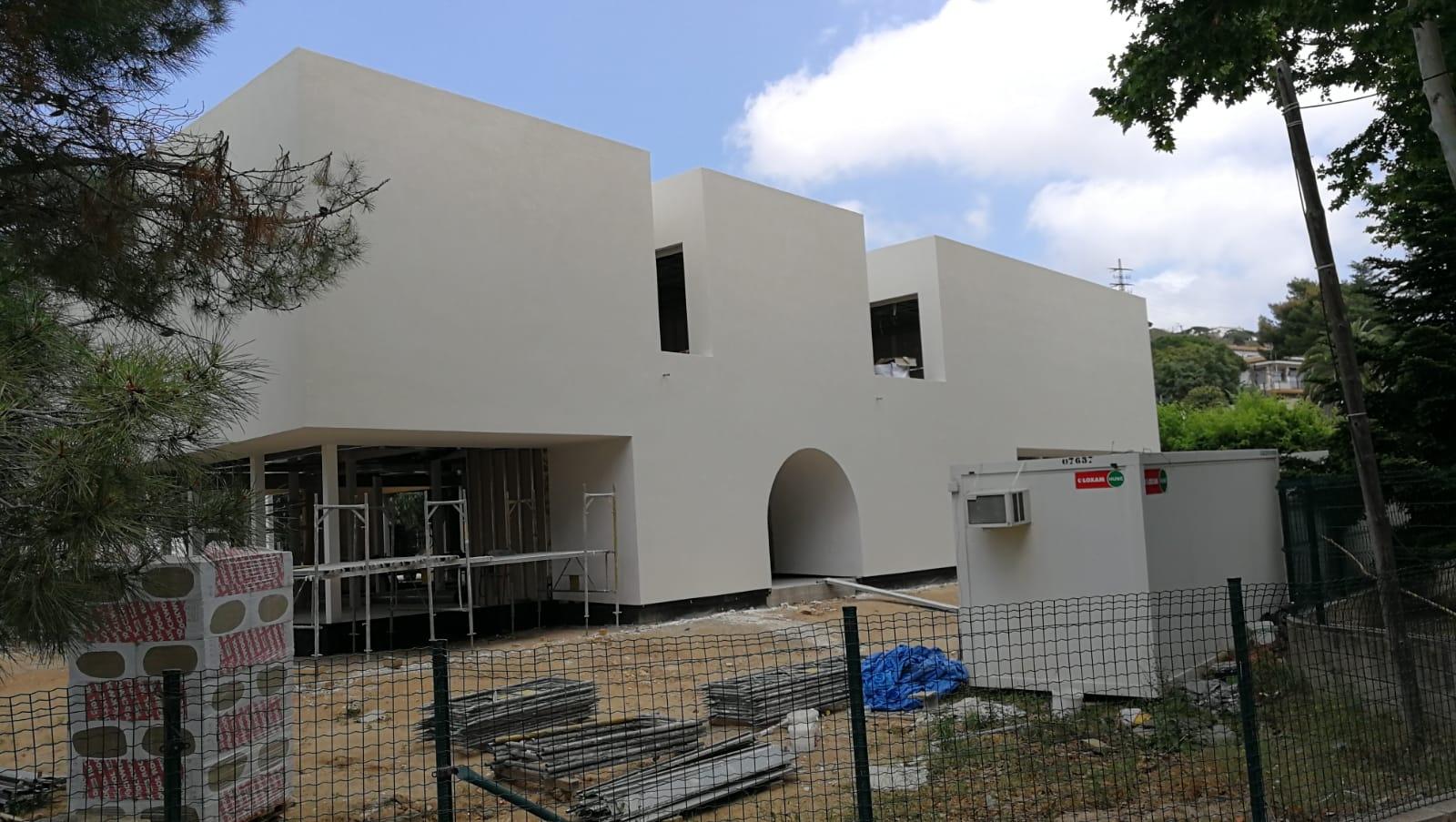 Construcció del Centre Cívic de Castell d'Aro