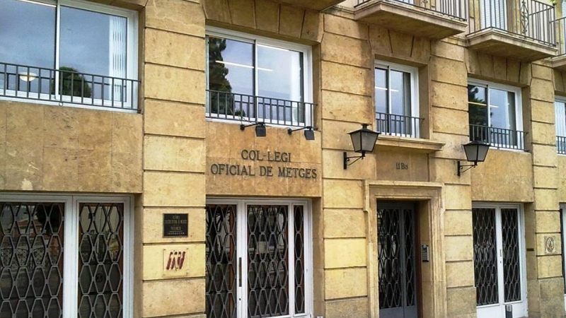Renovado el convenio con el Col·legi Oficial de Metges de Tarragona
