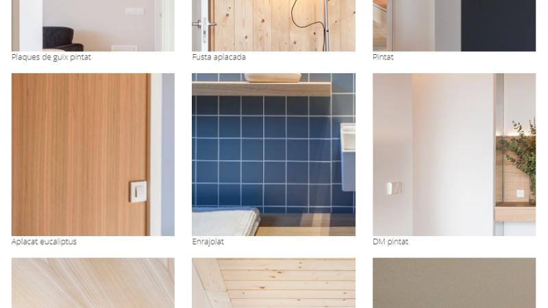 "Genial Houses® Web: Nou apartat ""Disseny"" / Nuevo apartado ""Diseño"" / New section ""Design"""