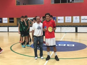 2n classificat Trofeu Albert Tobal Cadet Preferent