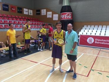 3r lloc trofeu Dídac Herrero Júnior preferent