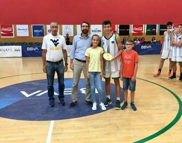 1r classificat Trofeu Dídac Herrero