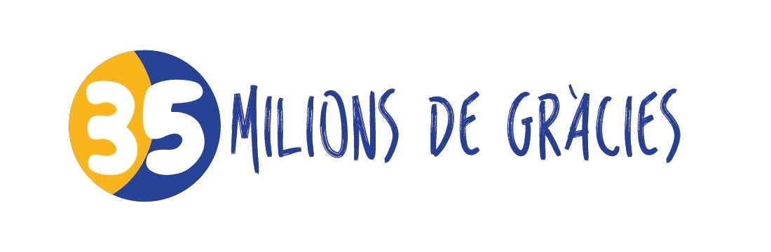 35 milions de Gràcies