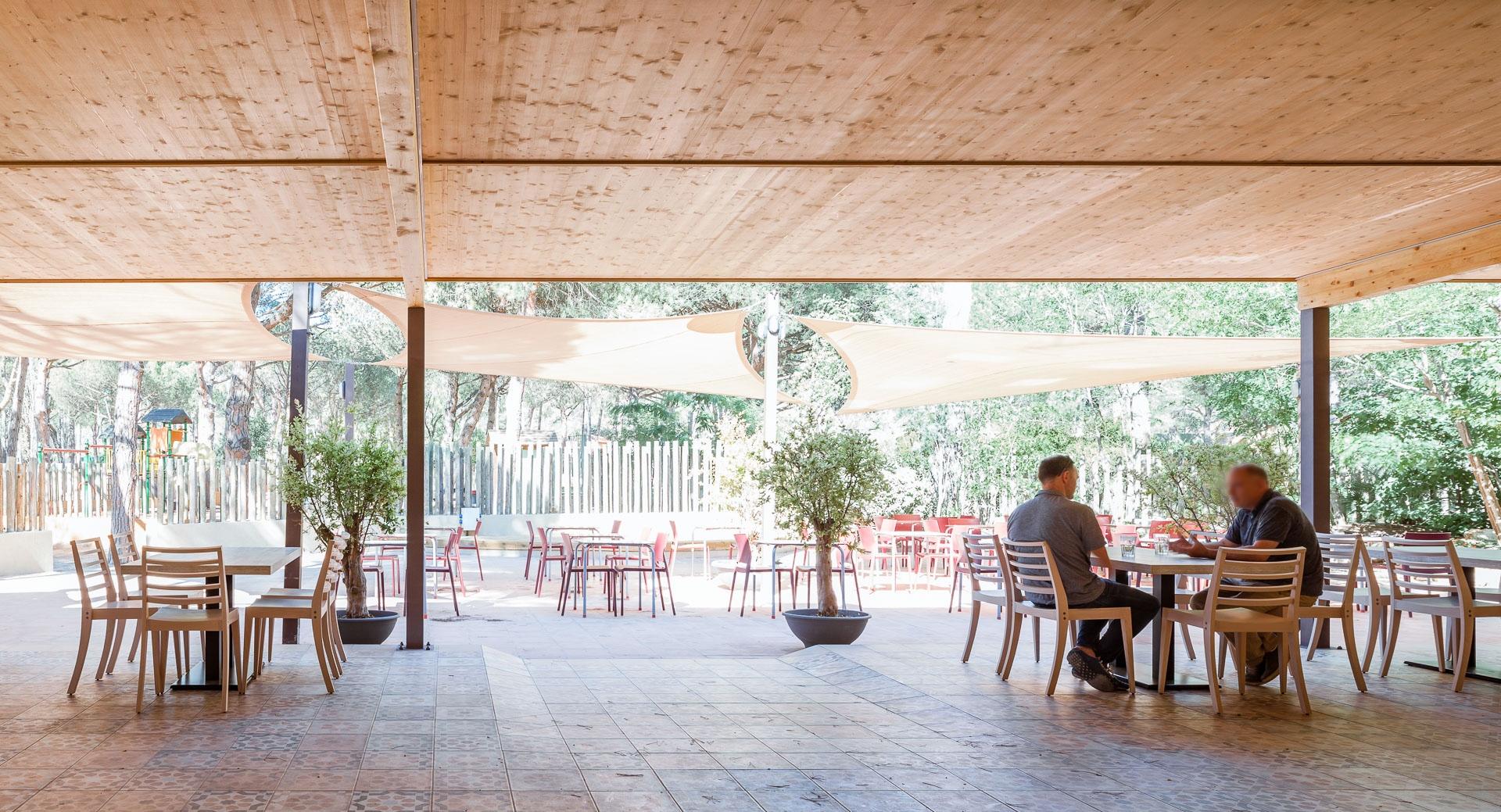 Porxos de Genial Houses®, ideals per als negocis de restauració