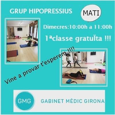 GRUP HIPOLATES - HIPOPRESSIUS