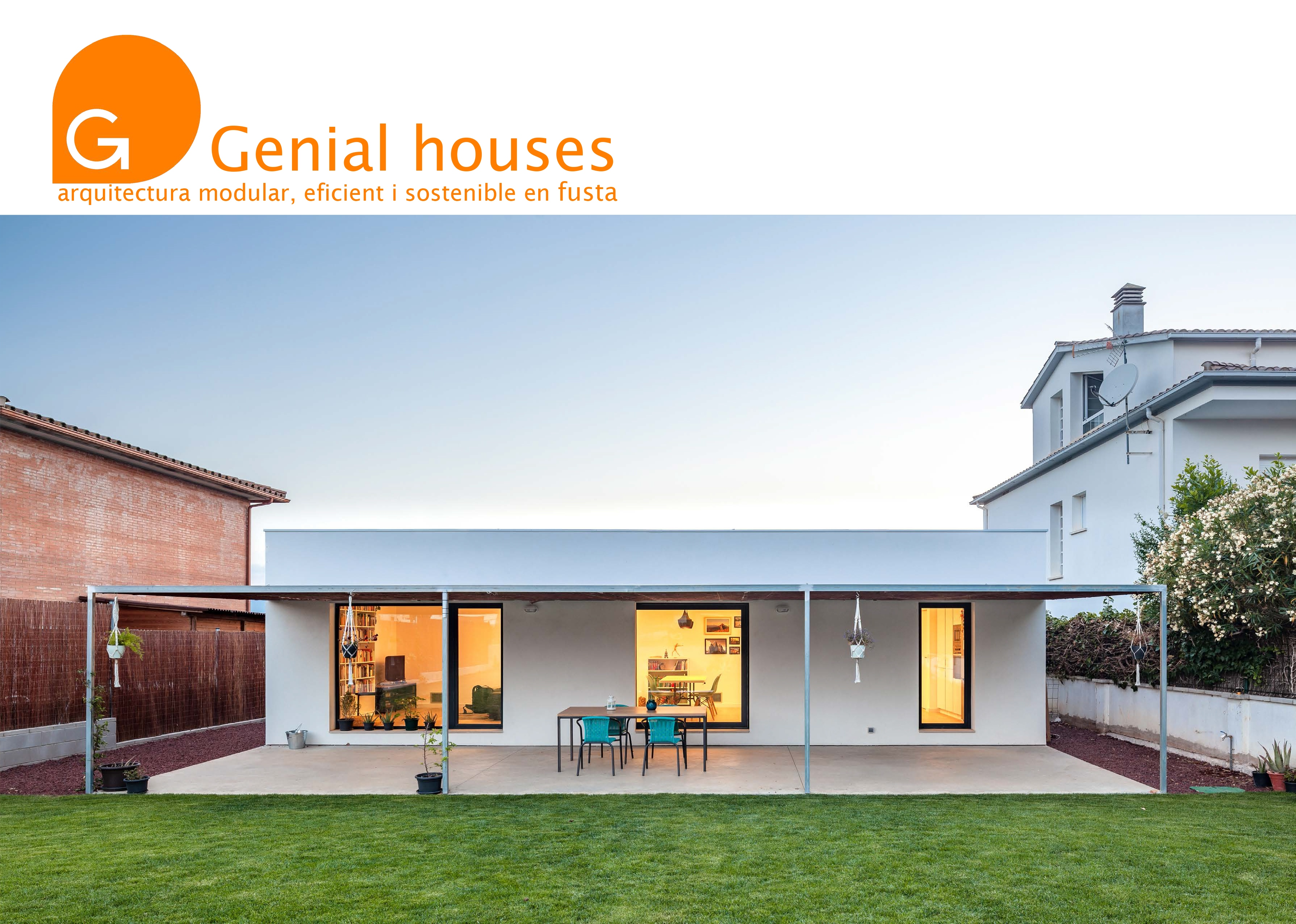 Nou catàleg Genial Houses