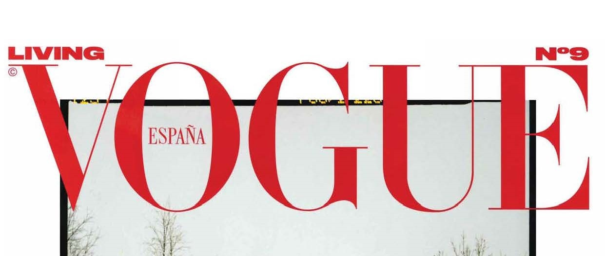 Genial Houses a la revista VOGUE LIVING