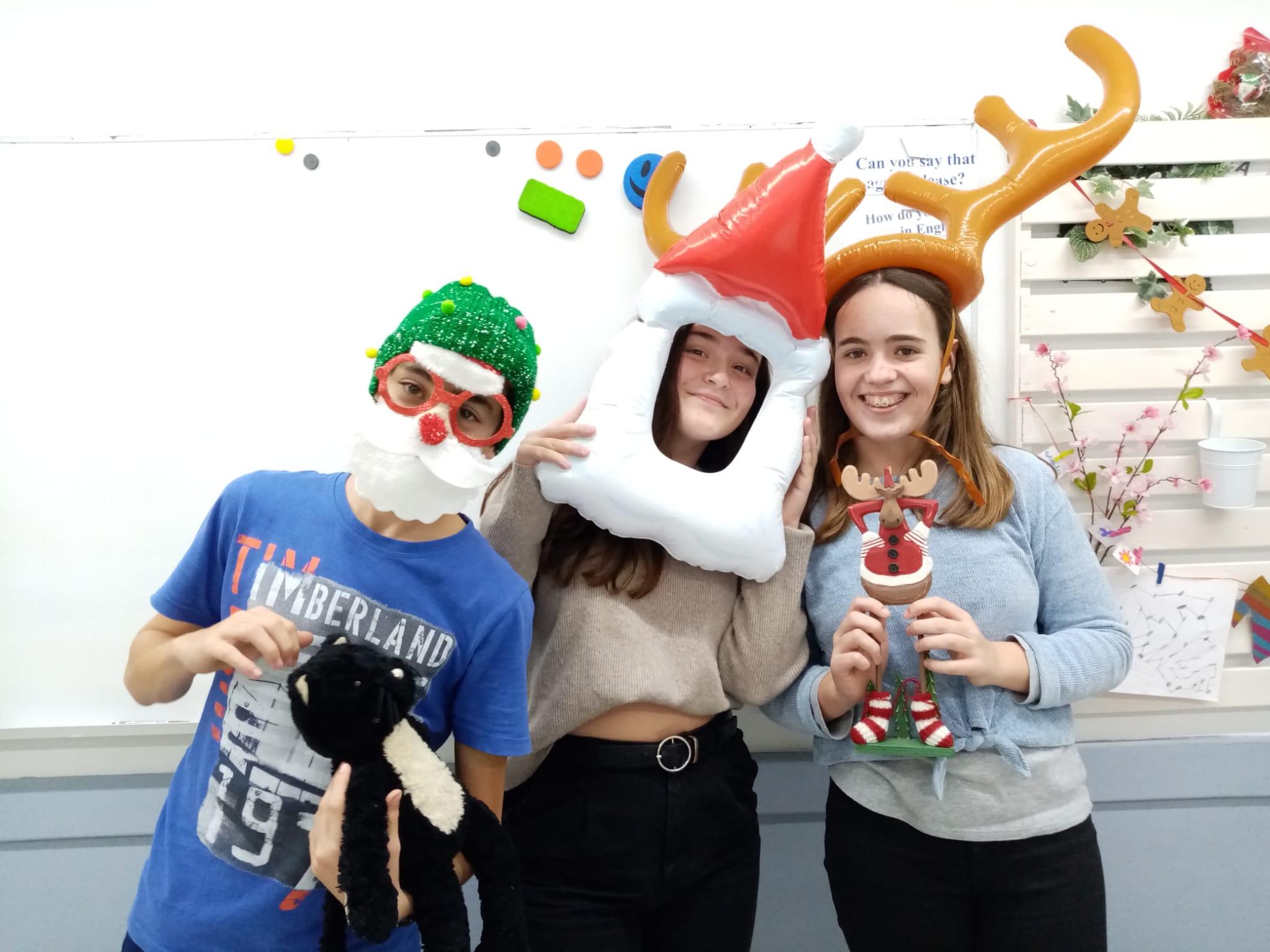 Christmas parties Everywhere!