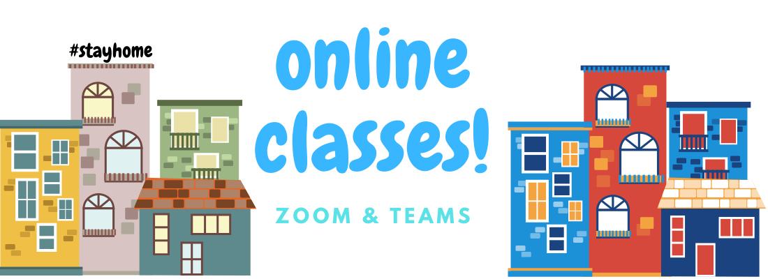 Online classes!