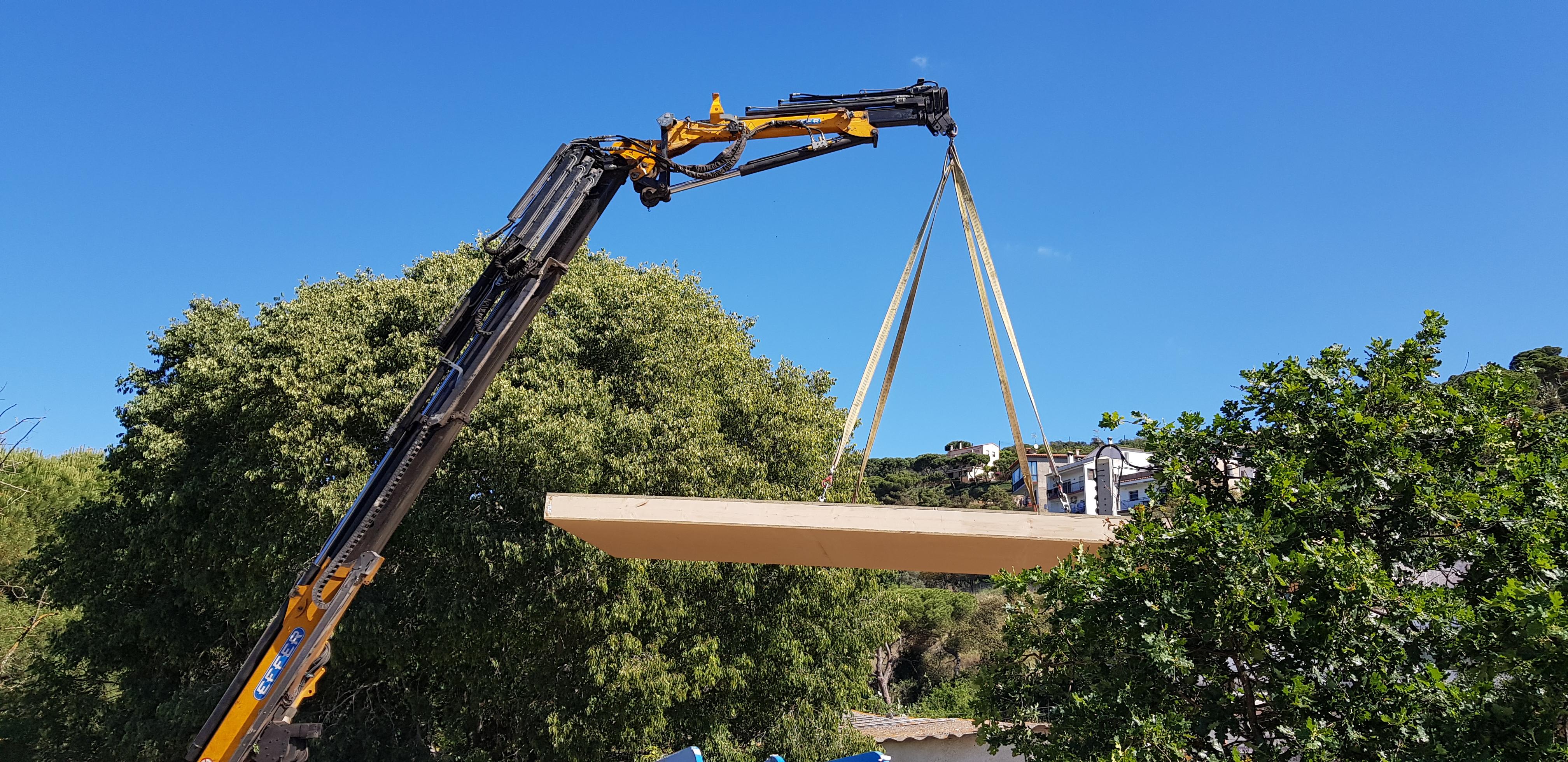 Rapidesa de construcció de Genial Panel / Rapidez de construcción de Genial Panel