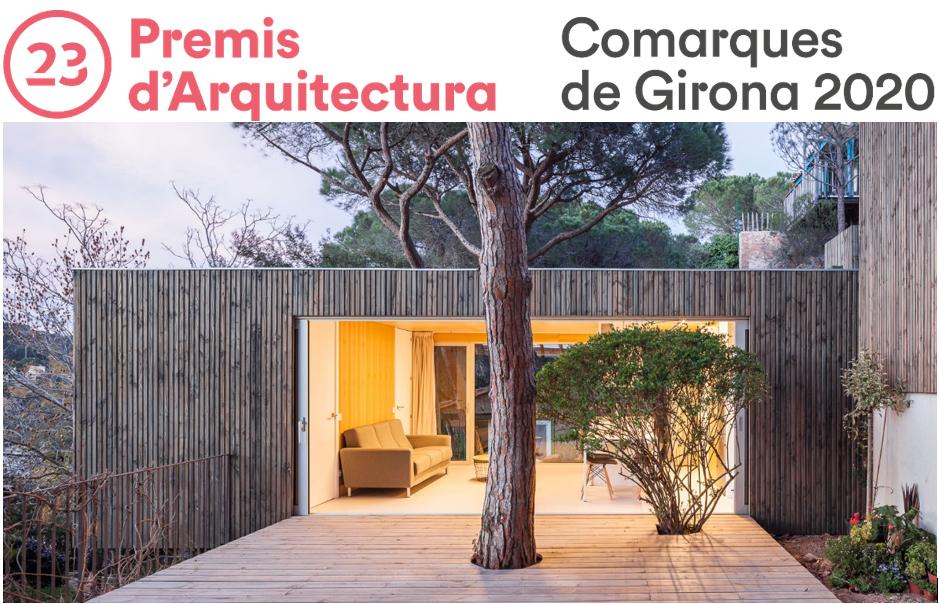 L'obra BUNGALOVE de Ricard Turon seleccionada als Premis d'#Arquitectura de les comarques de #Girona! @COACGirona