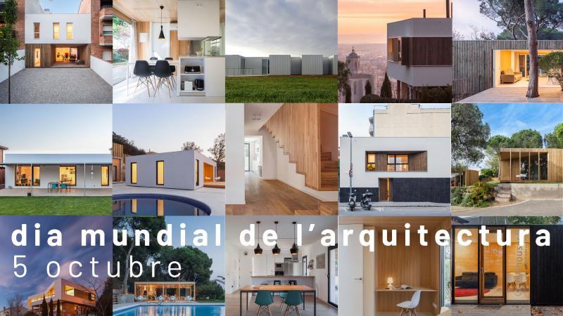 Avui celebrem el Dia Mundial de l'Hàbitat i de l'Arquitectura